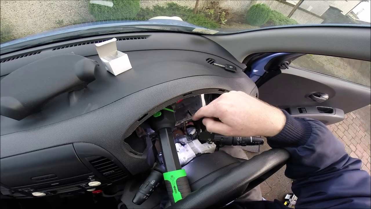 Nissan Micra K12 2006 Ignition Switch Problem Solved