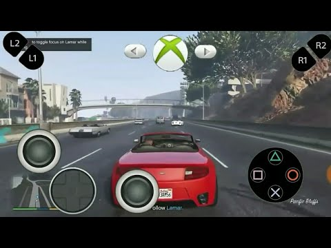 GTA 5 On Android | APK+OBB 2.8Gb | How To Download GTA5 Android | Game Zone