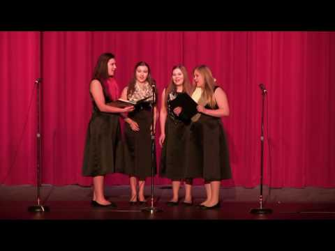 Kaukauna High School Choir Concert Dec. 15 2016