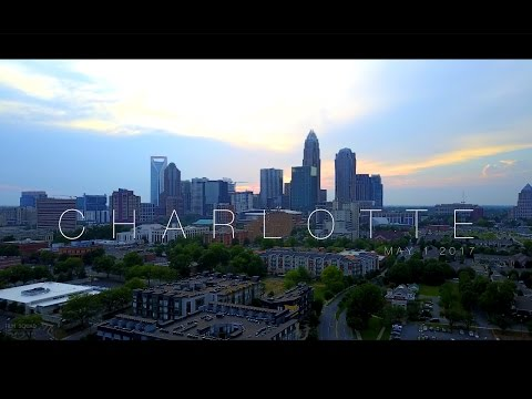 Charlotte Drone Footage