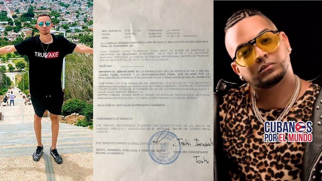 ¡CONTINUA LA POLÉMICA! Pianista cubano pone una denuncia en la policía contra Yulien Oviedo