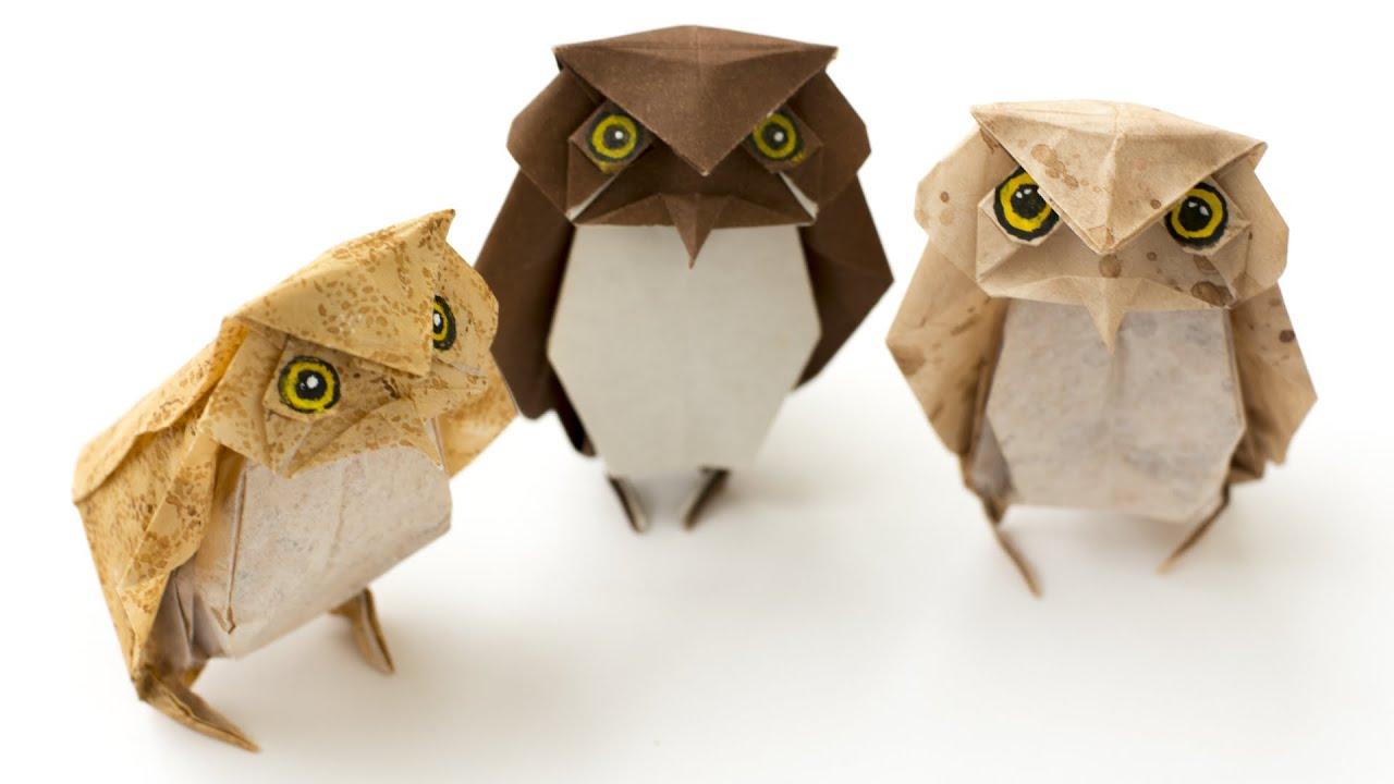 Amazing Owl! Origami Owl Tutorial