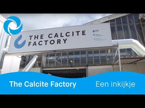 The Calcite Factory! Neem een kijkje in de keuken van onze fabriek