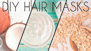 DIY Hair Masks For All Hair Types - Homemade Hair Mask for Strong & Healthy Hair