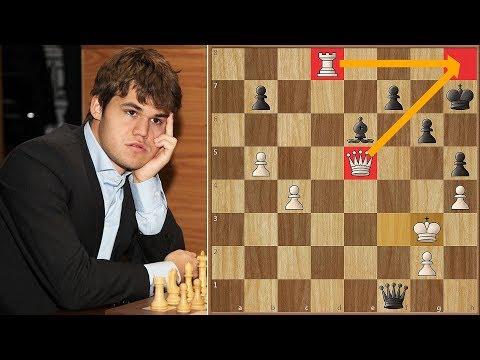 Star of The Show   Carlsen vs Gelfand   Candidates Tournament 2013.   Round 10