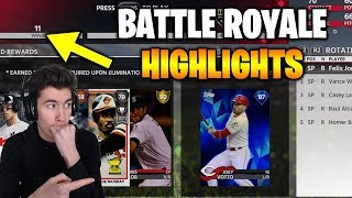 Going for 12 Wins! Battle Royale Highlights MLB The Show 18 Battle Royale Gameplay
