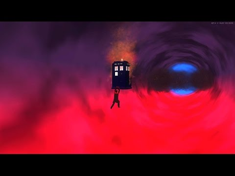 GTA San Andreas Doctor Who - The Great Time War (on Earth)