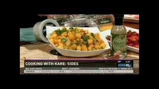 Thanksgiving Side Dishes (11/12/13 on KARE 11)