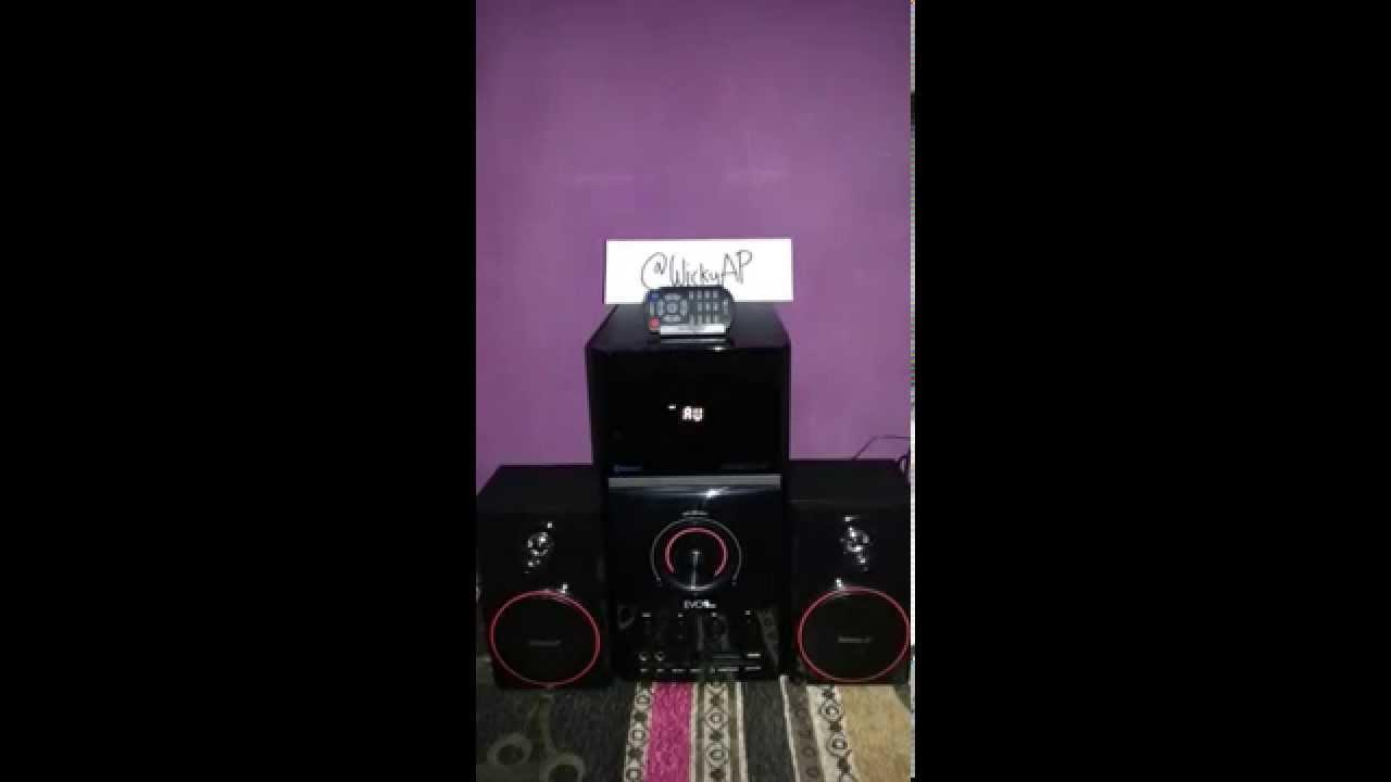 sonic gear evo 9 btmi 2 1 speaker test youtube. Black Bedroom Furniture Sets. Home Design Ideas