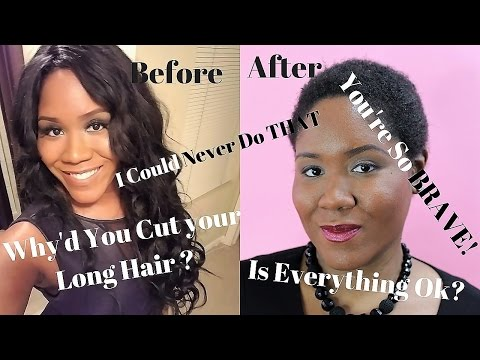Did I Make A Mistake Going Natural?- People's Reactions to Me Being NATURAL Was Not What I Expected!