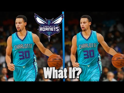 What If Stephen Curry signs with The Charlotte Hornets?