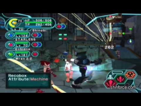 Phantasy Star Online: Episode I & II :: Seabed Olga Flow [Part 1] :: 2003