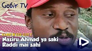 Waka: Naziru Ahmad ya Saki Raddi kan Ganduje