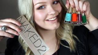 january 2012 makeup  beauty haul