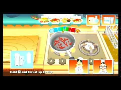 Order Up Wii gameplay at El Fuego Part 1 thumbnail