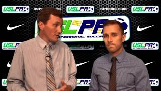 USL PRO Weekend Preview -- August 1, 2014