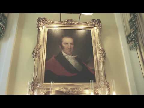The Texas Governor's Mansion Video Tour
