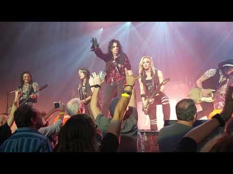 Alice Cooper - Poison 10/8/18 Duke Energy Center Raleigh NC