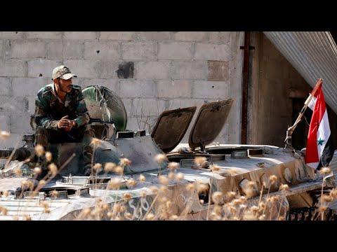 دمشق تنشر جيشها على الحدود التركية بالاتفاق مع الأكراد  - نشر قبل 18 دقيقة