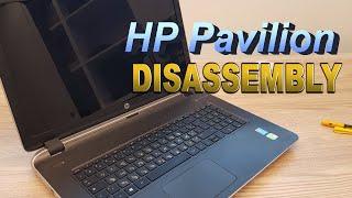 HP Pavilion Disassebly (4K)