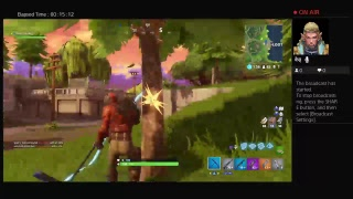 Fortnite solo
