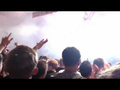 Dj Coone - Music is Art - Syndicate 2012 live !