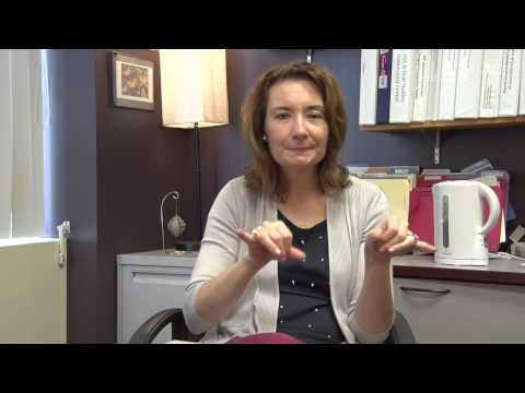 RIT Expert: Kim Kurz, department chair, ASL and Interpreting Education