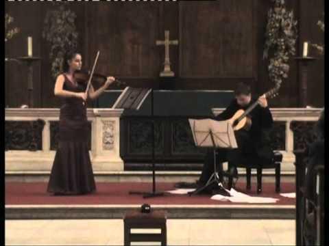 Nazrin Rashidova and Stanislav Hvartchilkov | Piazzolla - Histoire du Tango (3)