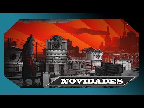 Assassin's Creed Chronicles Russia:  Game Lancamento |