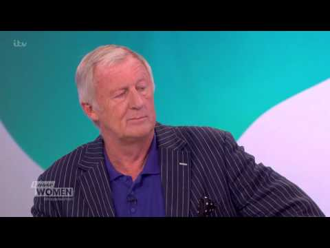Chris Tarrant Gets Flustered When Asked About Marriage | Loose Women