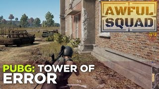 AWFUL SQUAD: Tower of ERROR w/ Griffin, Justin, Travis, Simone, Charlie, Russ and more!