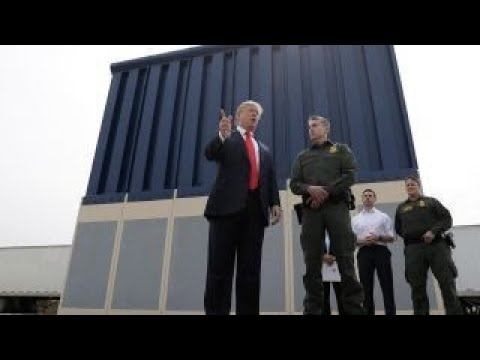 The battle over the border wall