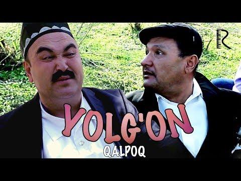 Qalpoq - Yolg'on   Калпок - Ёлгон (hajviy ko'rsatuv)
