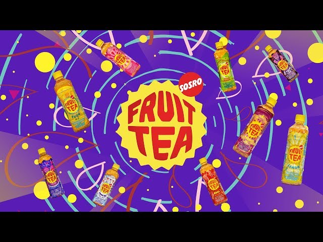 Tv Commercial - Fruit Tea Sosro New Sensation