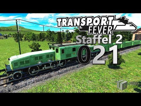 Ab aufs Kroko 🚆 ► [S2|021] ► Let's Play Transport Fever German