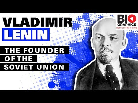 Vladimir Lenin: The Founder of the Soviet Union
