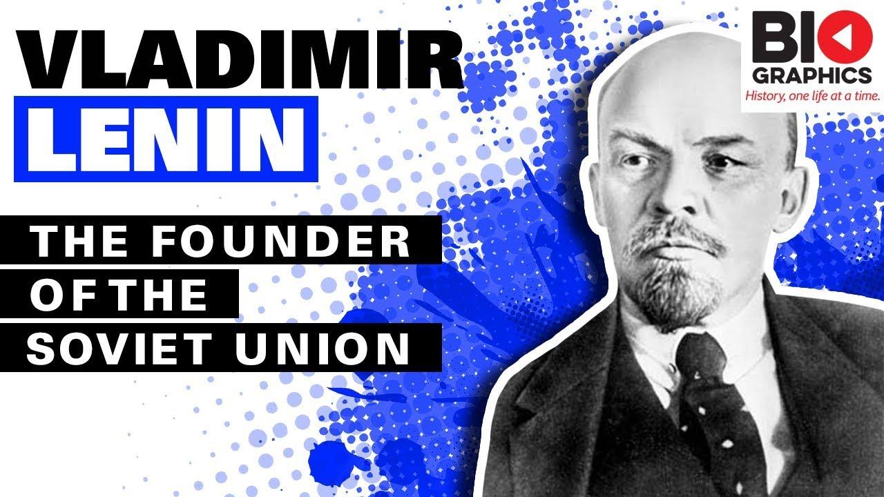 Vladimir Lenin: The Founder of the Soviet Union - YouTube
