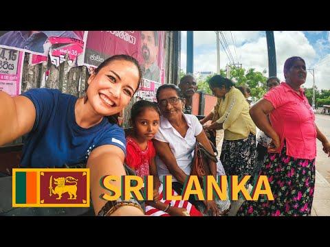 Traveling Solo with LOCALS to Anuradhapura, SRI LANKA [Ep. 5] 🇱🇰