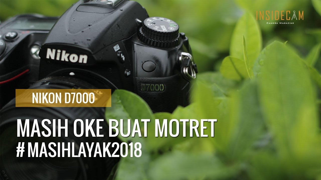 Review Nikon D7000 - Review Indonesia - YouTube