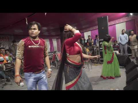 दीपक दिलदार  स्टेज शो 2017 // Bhojpuri Stage Show 2017