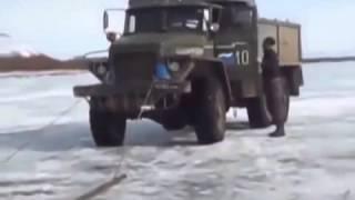 Зимова риболовля російською! Рибу довелося Уралом ви