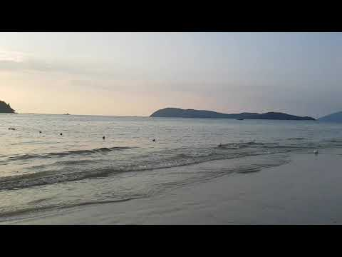 #Sunset# Holiday Villa Spa and Resort# Sea Beach# Langkawi# Malaysia