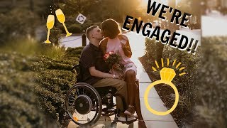 WE'RE ENGAGED!! | An Original Song Proposal
