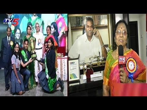 Vikas The Concept School anniversary celebrations | Hyderabad | TV5 News