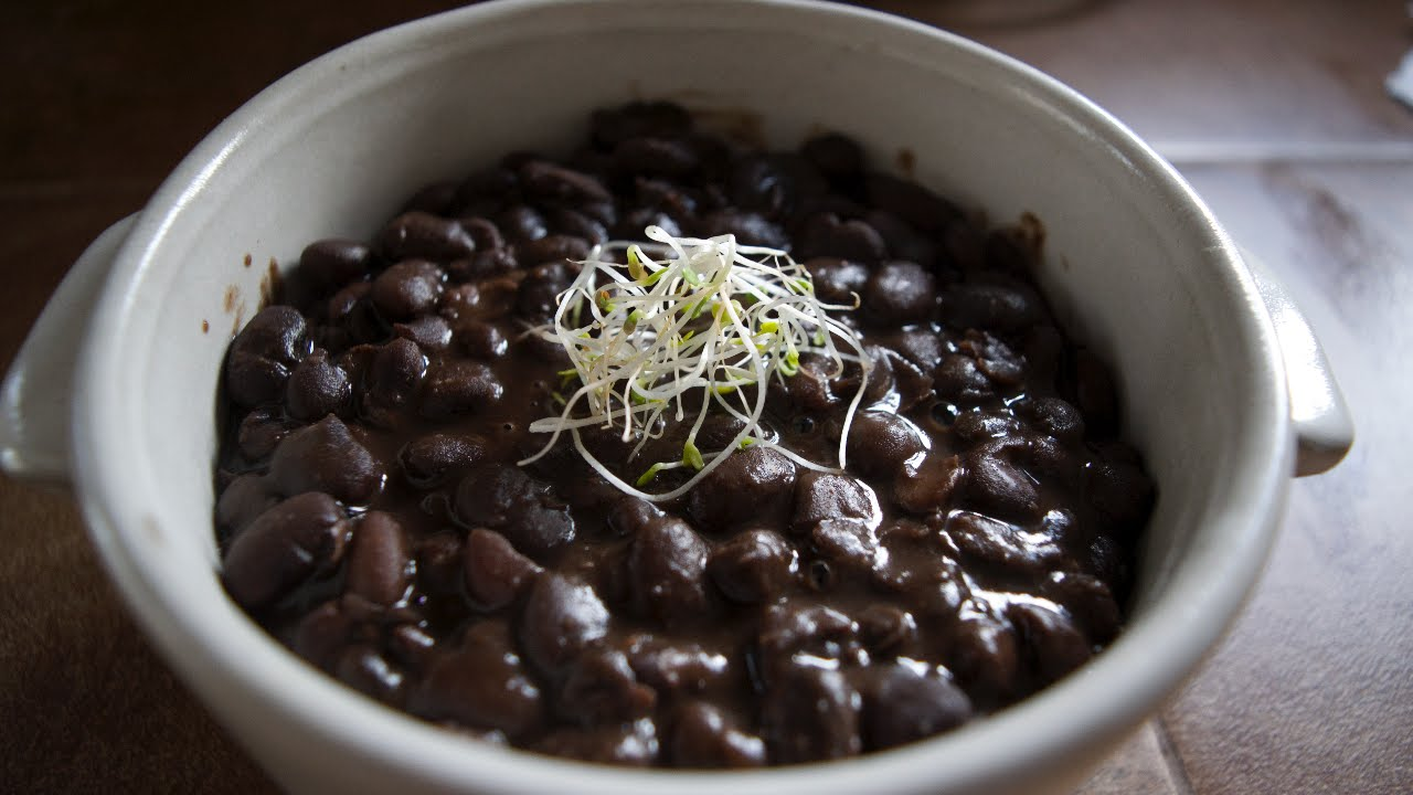 The Importance of Black Beans