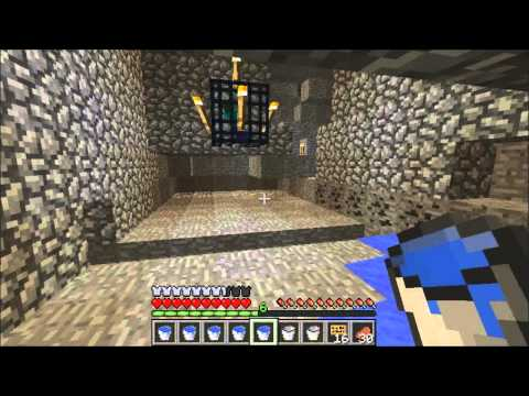 experience-grinder-using-mob-spawner---how-to/tutorial---1-hit-kill/splash-potion---minecraft-1.4.4