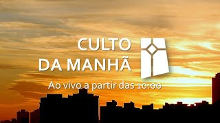 Culto da Manhã - Apocalipse 13 (08/11/2020)