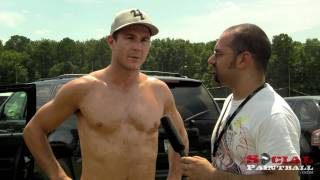 Alex Fraige & Ollie Lang Paintball Interview - 2011 PSP New Jersey Open