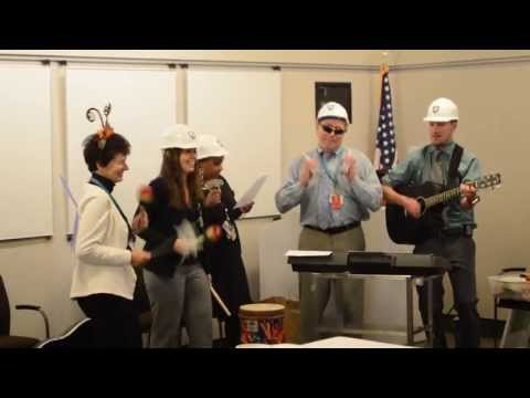 "Spaulding Rehab Celebrates National Healthcare Quality Week with a ""Safety Dance"""