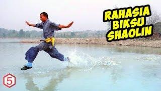 INILAH Rahasia Teknik Biksu Shaolin Bisa Jalan Di Atas Air